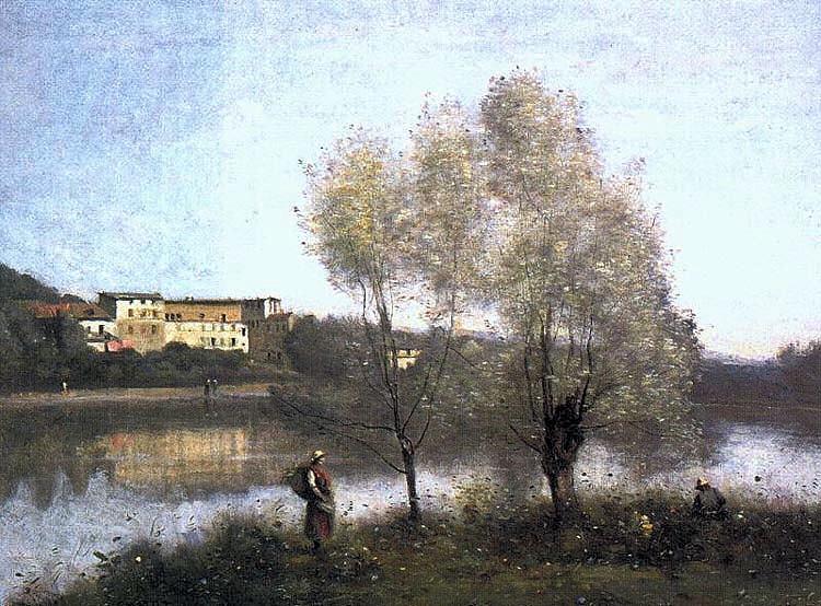 Corot Ville d'Avray