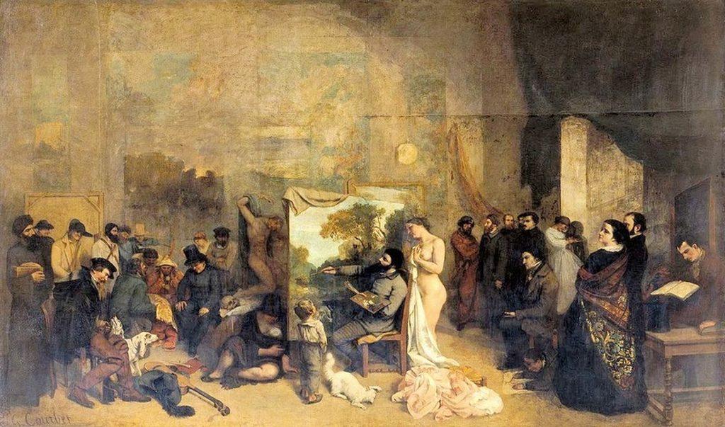 Allégorie réelle (1855, Paris, musée d'Orsay)