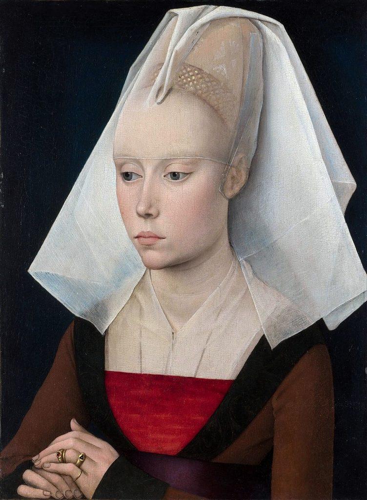 portrait de femme 1464