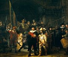Peinture néerlandaise 17e siècle