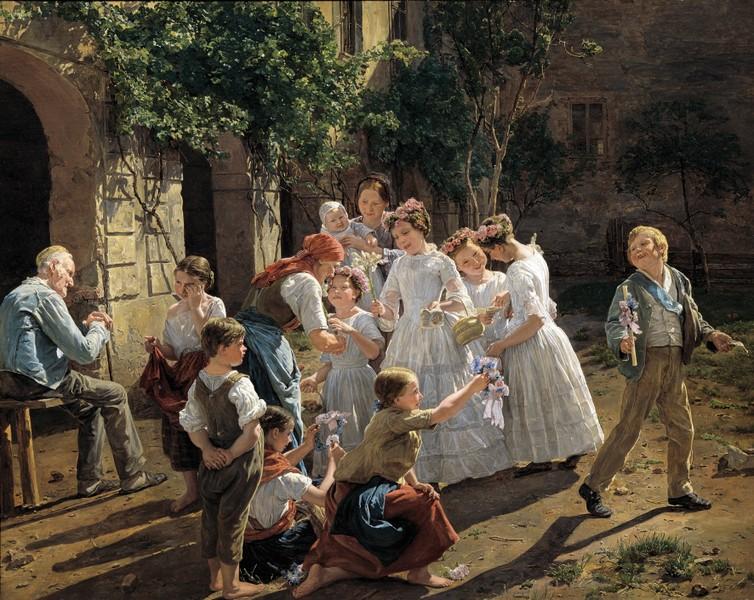 ferdinand-walmulller-corpus-christi-morning-1857