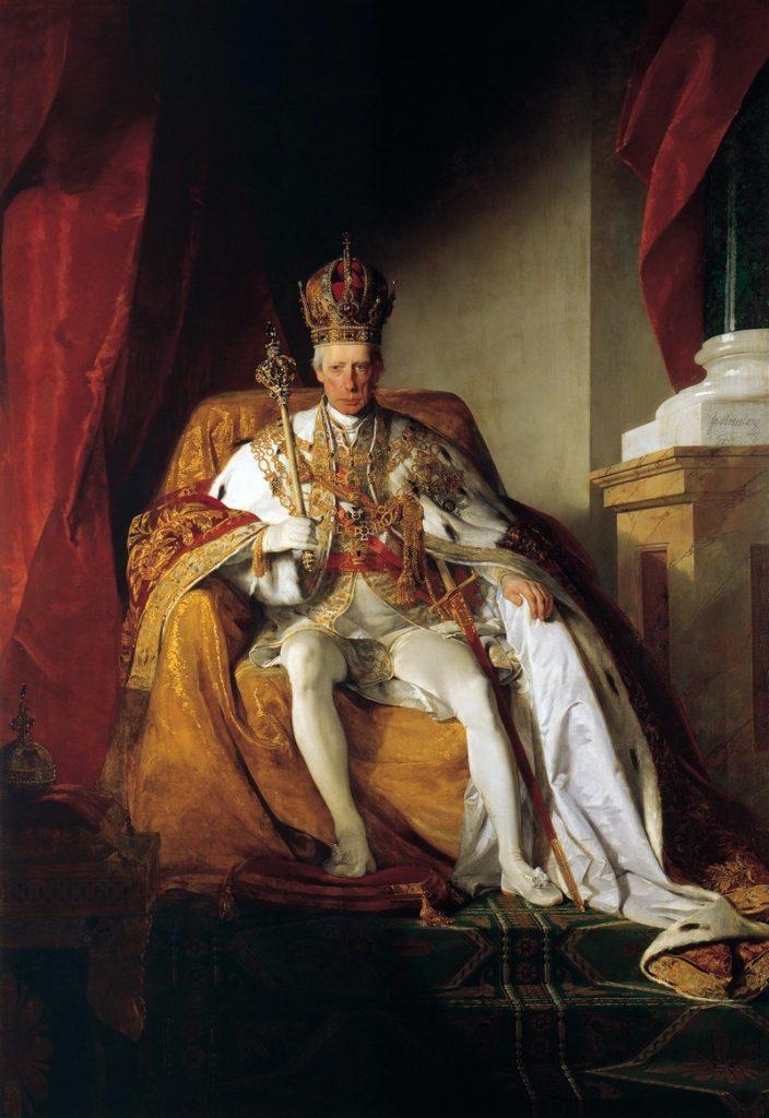 François II d'AUTRICHE par Amerling