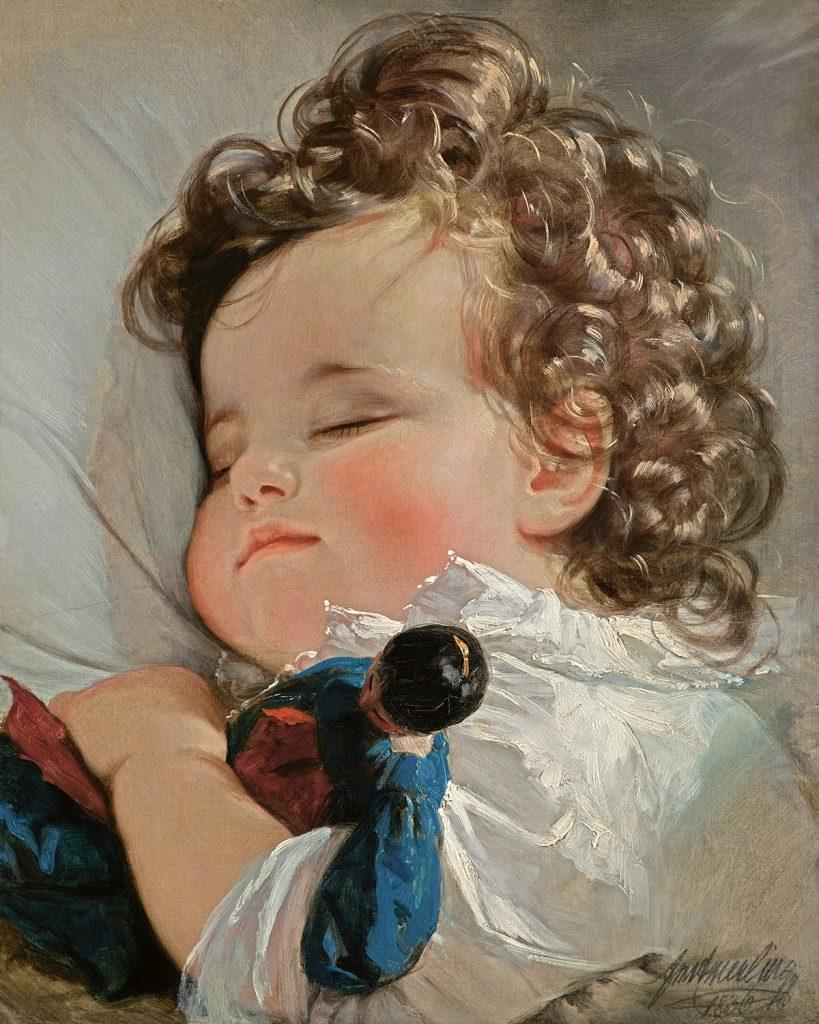 portrait de la princesse amerling